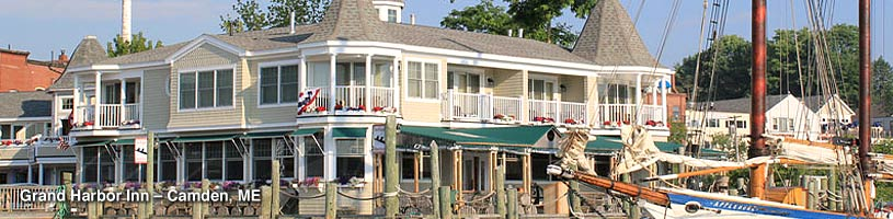 Grand Harbor Inn - Camden ME