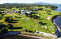 Samoset Resort aerial photo