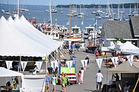 Maine Boats, Homes & Harbors Show