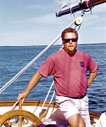 Sean O'Connor - Captain of the Schooner Lazy Jack II