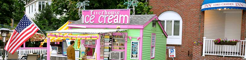 Riverhouse Ice Cream