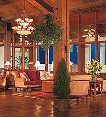 Samoset Resort Lobby