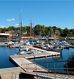 Camden Maine Rockland Maine Sightseeing Attractions